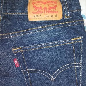 Levis Brand New 305 jeans